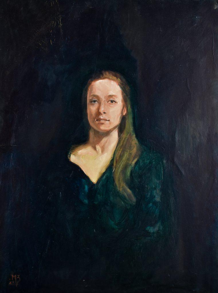 Dulcis Amor - oil on canvas - 42,5X56 cm - 2013