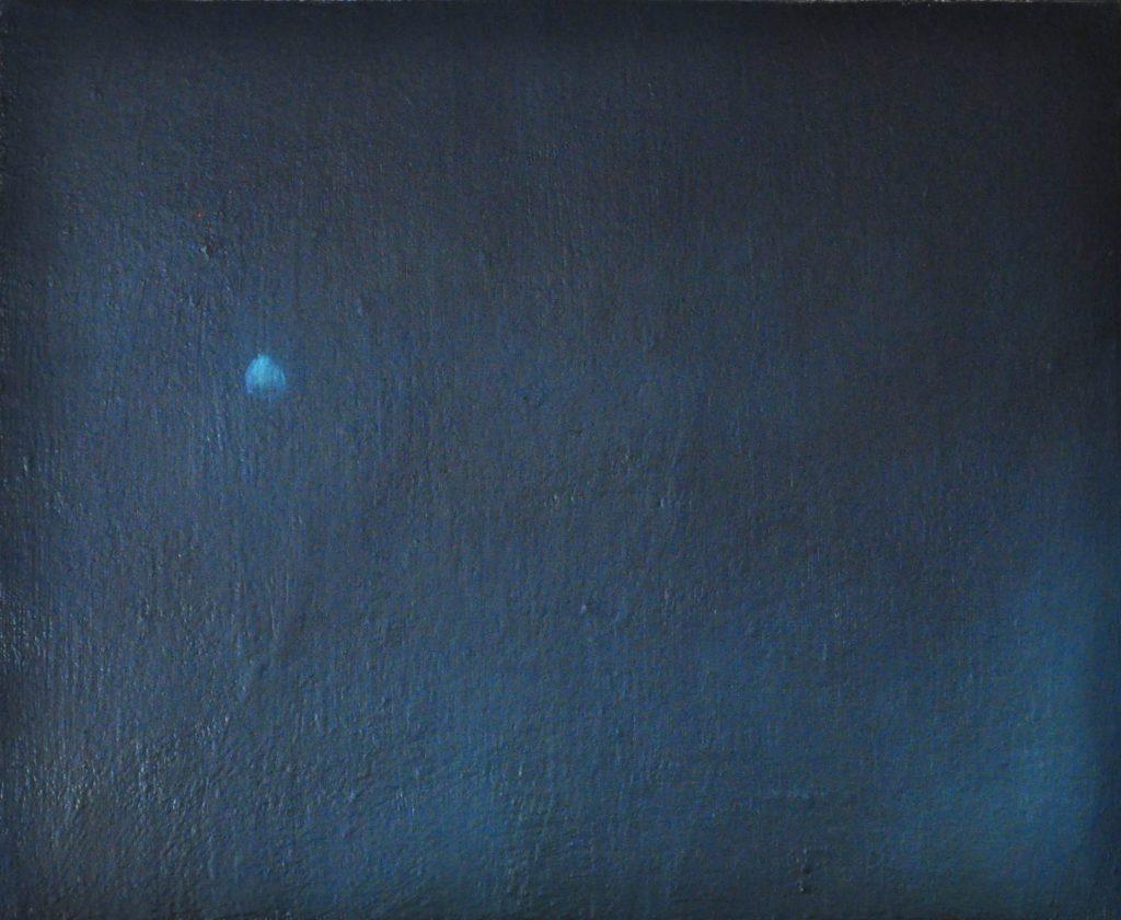 Nube Di-Amante - Oil on Canvas - 2014 - cm 80X90