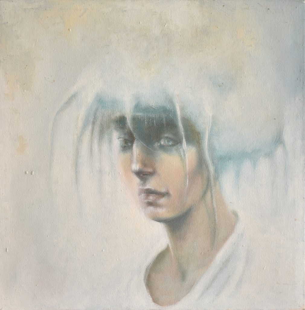 Dream - Oil on Canvas - 2014 - 41,2x40,4cm